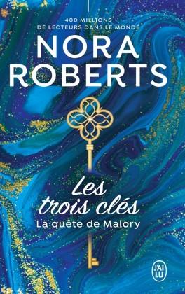 Couverture Les trois clés, tome 1 : La quête de Malory