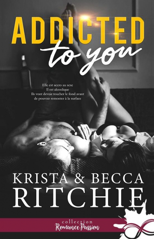 Couverture Addicted, book 1: Addicted To You