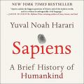 Couverture Sapiens : Une brève histoire de l'humanité Editions HarperAudio 2017