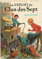 Couverture Un exploit du clan des sept Editions Hachette (Bibliothèque Rose) 1982
