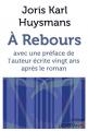 Couverture À rebours Editions Ligaran 2015