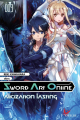Couverture Sword art Online (roman), tome 9 : Alicization lasting Editions Ofelbe (Light Novel) 2020