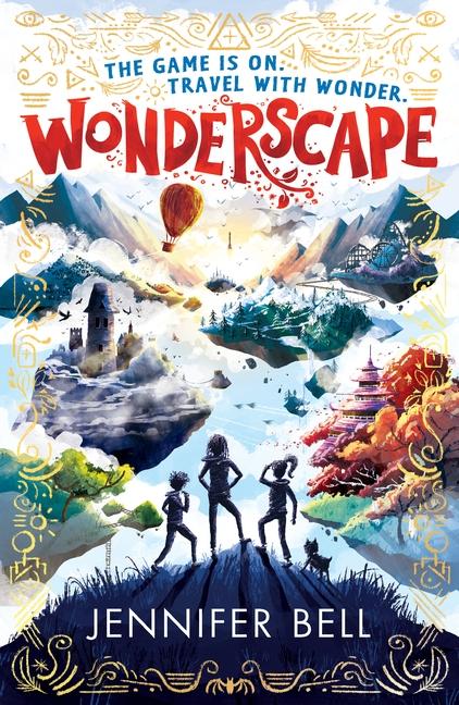 Couverture Wonderscape