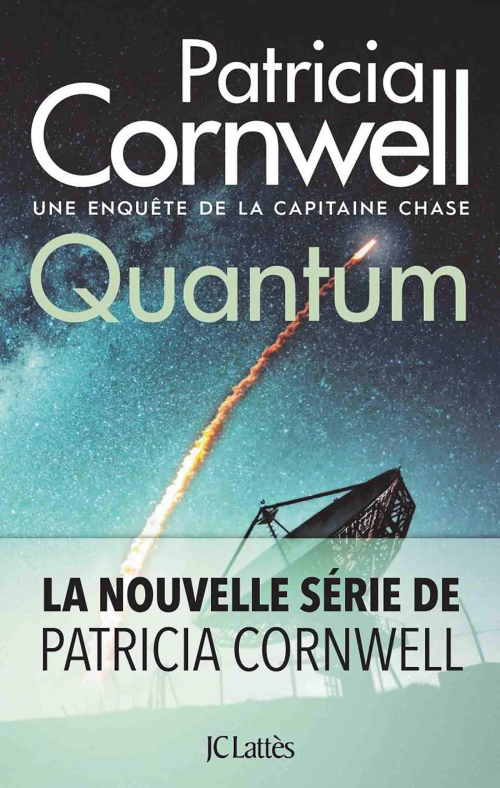 Couverture Capitaine Chase, tome 1 : Quantum
