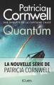 Couverture Capitaine Chase, tome 1 : Quantum Editions JC Lattès 2020