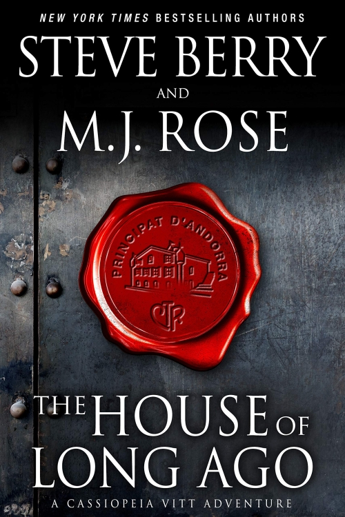 Couverture Cassiopeia Vitt Adventure, book4: The House of Long Ago