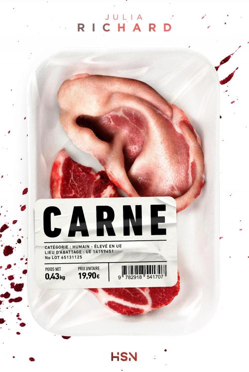 Couverture Carne