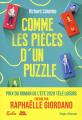 Couverture Comme les pièces d'un puzzle Editions Hugo & cie (Blanche) 2020