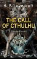 Couverture L'appel de Cthulhu Editions e-artnow 2016
