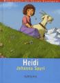 Couverture Heidi /  Heidi, fille de la montagne Editions Nathan (Bibliothèque des grands classiques) 2002