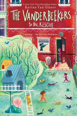 Couverture Vanderbeekers to the rescue