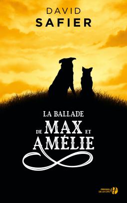 Couverture La Ballade de Max et Amélie