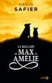 Couverture La Ballade de Max et Amélie  Editions Presses de la cité 2020