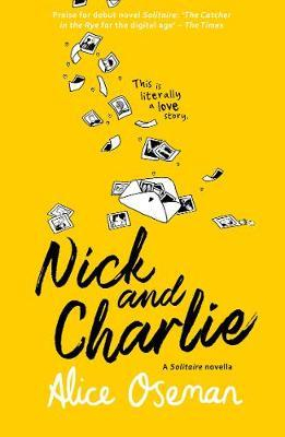 Couverture Nick and Charlie
