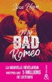 Couverture My Bad Roméo Editions Harlequin (&H - New adult) 2020