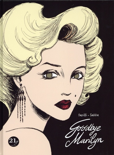 Couverture Goodbye Marilyn