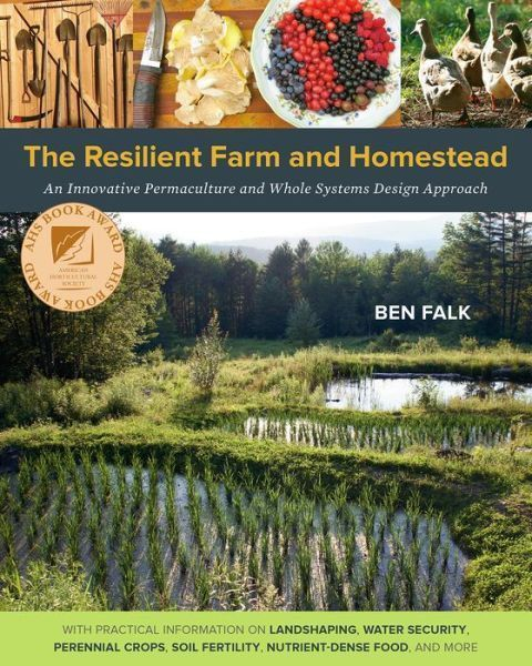 Couverture The Resilient Farm and Homestead