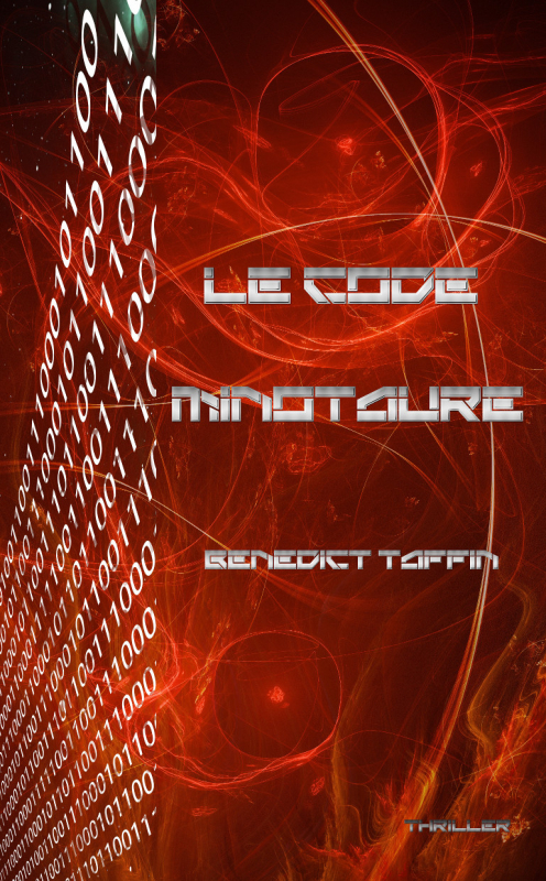 Couverture Dimitri Hennessy, tome 1 : Le code Minotaure