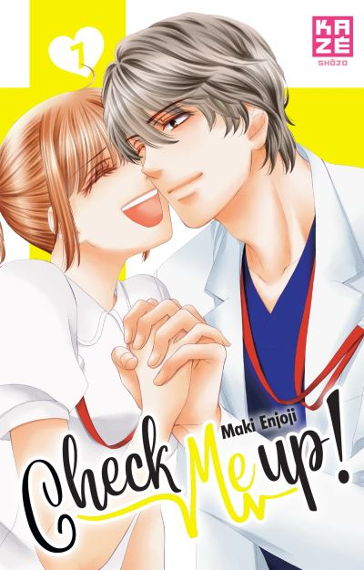 Couverture Check me up!, tome 7