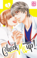 Couverture Check me up!, tome 7 Editions Kazé (Shôjo) 2020