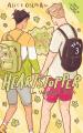 Couverture Heartstopper, tome 3  : Un voyage à Paris Editions Hachette 2020