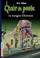 Couverture Un monstre plus vrai que nature / Le mangeur d'hommes Editions Bayard (Frisson) 2017