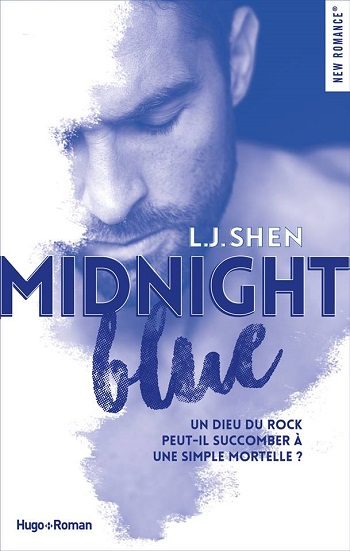 Couverture Midnight Blue