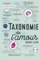 Couverture Taxonomie de l'amour Editions Bayard (Jeunesse) 2020