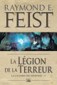Couverture La guerre des démons, tome 1 : La légion de la terreur Editions Bragelonne 2020