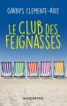 Couverture Le club des feignasses Editions Mazarine 2018