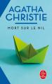 Couverture Mort sur le Nil Editions Le Livre de Poche 2019