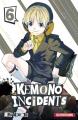 Couverture Kemono Incidents, tome 06 Editions Kurokawa (Shônen) 2020