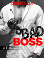 Couverture Bad Boss, tome 1 : Vengeance Editions Butterfly 2020