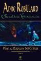 Couverture Les chevaliers d'émeraude, tome 03 : Piège au royaume des ombres Editions Wellan Inc. 2016