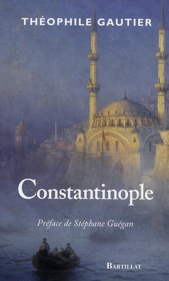 Couverture Constantinople