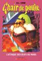 Couverture L'attaque des oeufs de Mars / Un oeuf étrange venu de Mars Editions Scholastic 2005