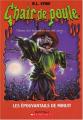 Couverture La balade des épouvantails / Les épouvantails de minuit Editions Scholastic 2004