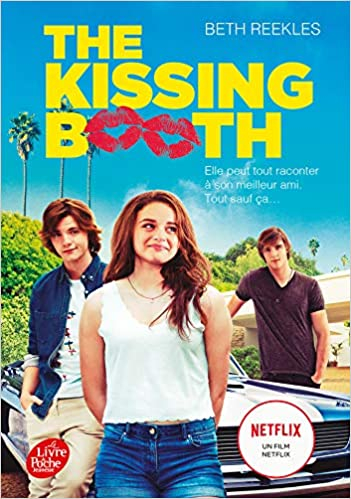 Couverture The Kissing Booth, tome 1