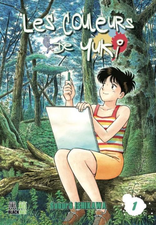 Couverture Les Couleurs de Yuki, tome 1