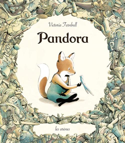 Couverture Pandora