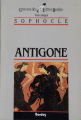 Couverture Antigone Editions Bordas (Univers des lettres) 1984