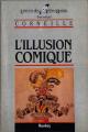 Couverture L'illusion comique Editions Bordas (Univers des lettres) 1985