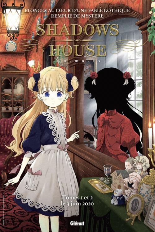 Couverture Shadows House