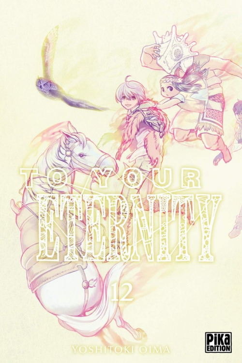 Couverture To your eternity, tome 12
