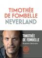 Couverture Neverland Editions L'Iconoclaste 2017