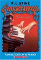Couverture La mort au bout des doigts / Leçons de piano et pièges mortels Editions Scholastic 2004