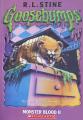Couverture Sang de monstre II Editions Scholastic 1995