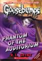 Couverture Le fantôme de l'auditorium / Un fantôme dans les coulisses Editions Scholastic 2011