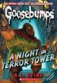 Couverture La tour de la terreur / Les pierres magiques Editions Scholastic 2009