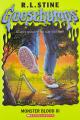 Couverture Sang de monstre III Editions Scholastic 1995